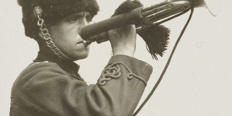1. Mobilisatie 1914 (bron Beeldbank NIMH)